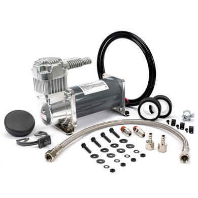 330C IG Series Compressor Kit 24V Intercooler Head 100% Duty Sealed RoHS