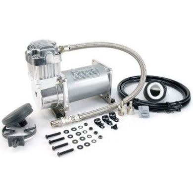 350C Silver Compressor Kit 12V 100% Duty Sealed