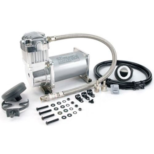 350C Silver Compressor Kit (12V, 100% Duty, Sealed)