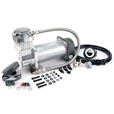 400H Hardmount Compressor Kit 12V 33% Duty Sealed