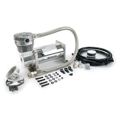 420C Chrome Compressor Kit 3/8in Port 12V 33% Duty Sealed