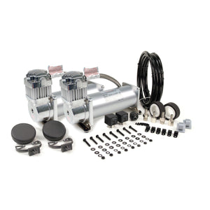 Dual Silver 450C Value Pack (150 PSI, 450C/2, 110/145 P. Switch, 40 Amp Relay/2)