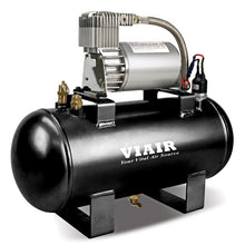 Load image into Gallery viewer, 1.5 Gal Tank Air Source Kit Fast Fill 120 12V 120 PSI Compressor