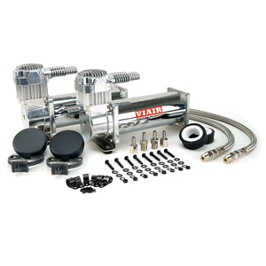 Dual Chrome 444C High-Performance Value Pack (200 PSI, 444C/2)