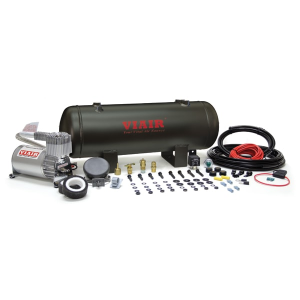 Quarter Duty Onboard Air System (12V, 120 PSI Compressor, 2.0 Gal. Tank)