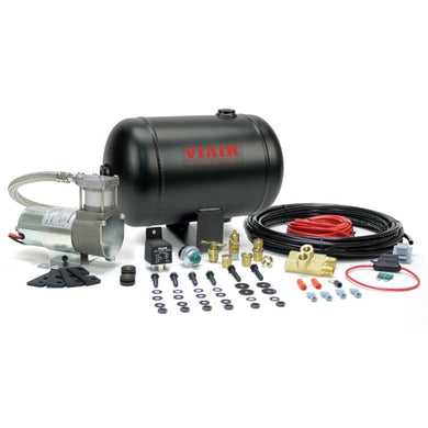 Ultra Light Duty Onboard Air System 12V 105 PSI Compressor 1 Gal Tank
