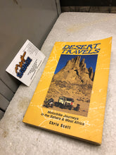 Load image into Gallery viewer, Desert Travels by Chris Scott new old stock