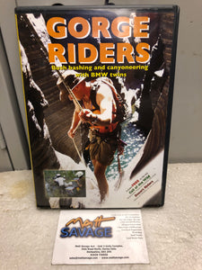 Gorge Riders DVD by Chris Scott new old stock