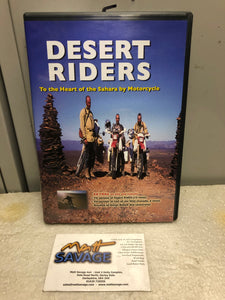 Chris Scott Desert Riders DVD new old stock
