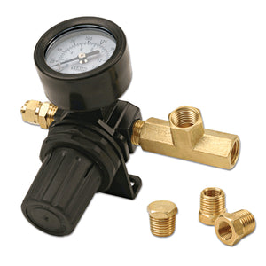 Inline Pressure Regulator with Mounting Bracket