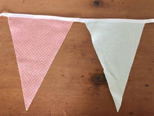 Load image into Gallery viewer, Bunting - 20mtr coloured - material