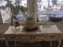 Load image into Gallery viewer, Vintage dressing table with stool
