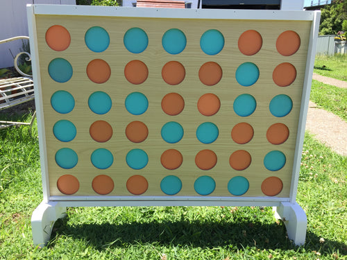 Kids giant connect four