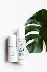 AO+ Hydrating Microbalance Body Foam