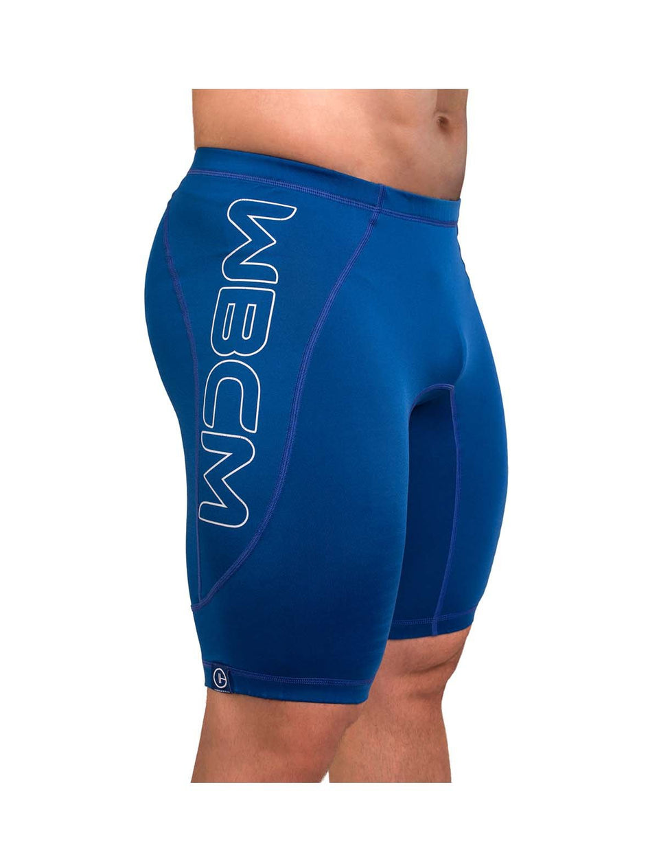 Warm Body Cold Mind Men's Compression Shorts L-3