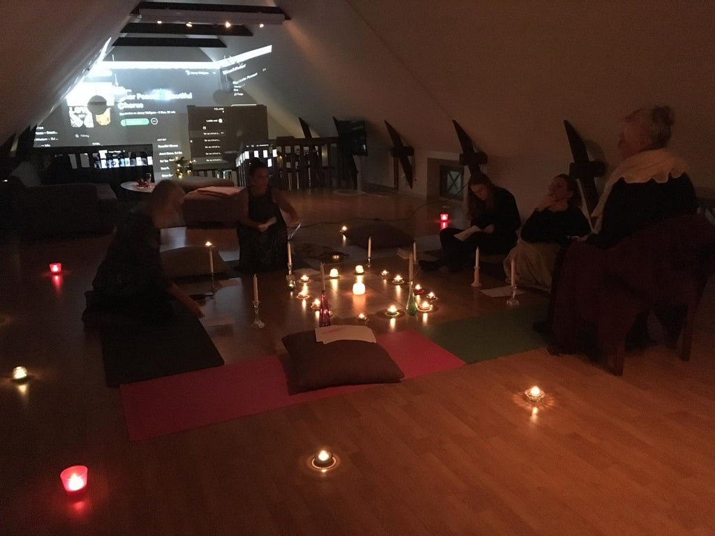 New Year Chakra Yoga Retreat