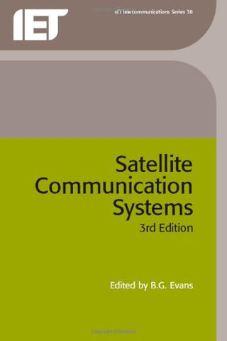 Satellite Communication Systems (Telecommunications)