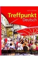 Treffpunkt Deutsch: Grundstufe Plus Mygermanlab 6Mo (6Th Edition)