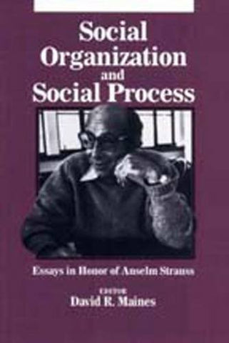 Social Organization And Social Process: Essays In Honor Of Anselm Strauss (Starkoff Institute Studies In Ethics And Contemporary Moral)