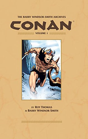Barry Windsor-Smith Conan Archives Volume 1