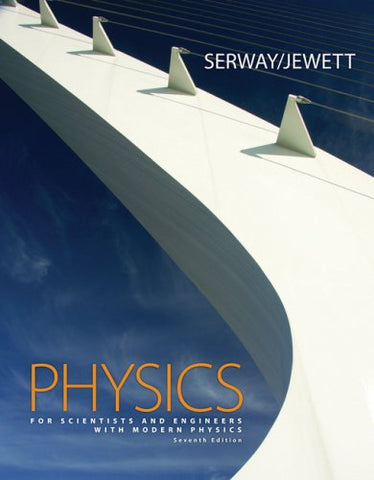Physics For Scientists And Engineers With Modern Physics, Chapters 1-46 (With Cengagenow 2-Semester, Personal Tutor Printed Access Card)