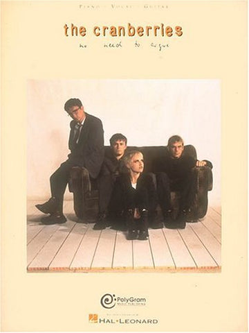 The Cranberries - No Need To Argue: Piano/Vocal/Chords