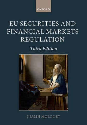 Eu Securities And Financial Ma (Oxford European Union Law Library)