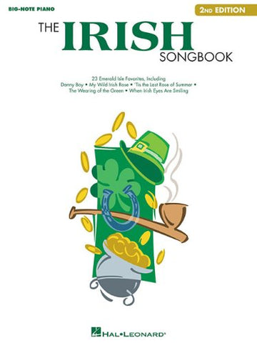 The Irish Songbook (Big Note Piano)