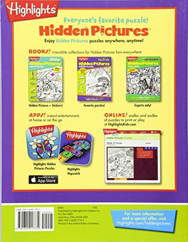 Sports Puzzles From The Creators Of The Original Hidden Pictures