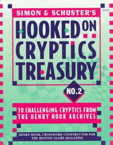 Henry Hook Cryptic Treasury 2