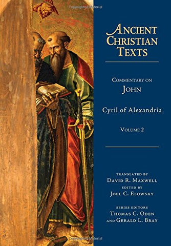 Commentary On John (Ancient Christian Texts)