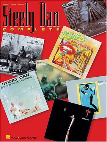 Steely Dan Complete: Piano, Vocal, Guitar