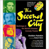 The Second City: Backstage At The World'S Greatest Comedy Theater (Book With 2 Audio Cds)
