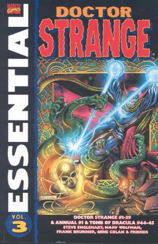 Essential Doctor Strange, Vol. 3 (Marvel Essentials) (V. 3)
