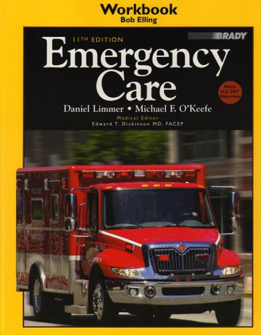 Emergency Care Workbook, 11E