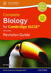 Complete Biology For Cambridge Igcse Rg Revision Guide (Third Edition)