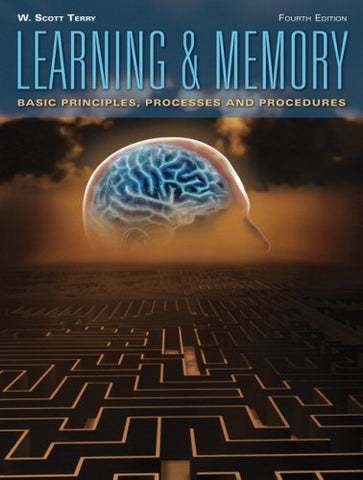 Learning And Memory- (Value Pack W/Mysearchlab) (4Th Edition)
