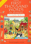 First Thousand Words In Spanish (Spanish Edition)