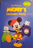 Walt Disney'S Mickey'S Costume Party (A Mix 'N' Match Book)