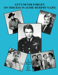 Let'S Never Forget: On This Day In Audie Murphy'S Life