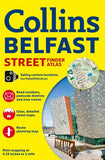 Collins Belfast Street Finder Atlas (Collins Travel Guides)