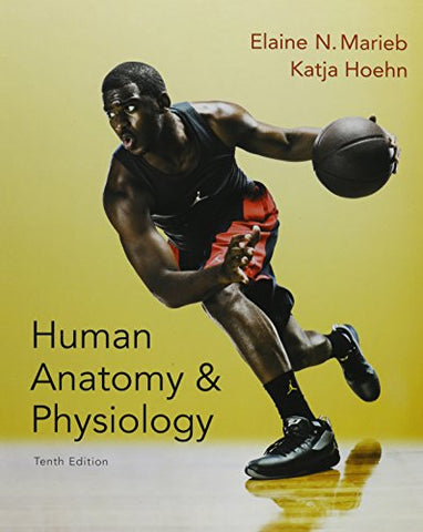 Human Anatomy & Physiology And Modified Mastering A&P With Pearson Etext & Valuepack Access Card (10Th Edition)
