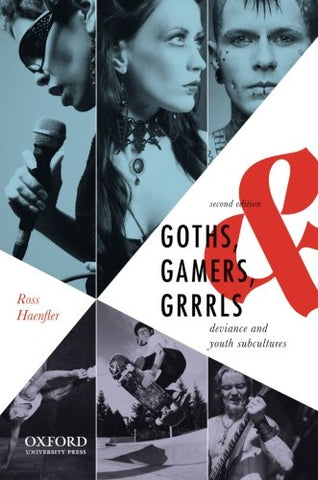 Goths, Gamers, & Grrrls: Deviance And Youth Subcultures
