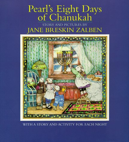 Pearl'S Eight Days Of Chanukah: With A Story And Activity For Each Night