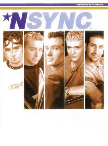 *Nsync: Piano/Vocal/Chords