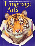 Macmillan/Mcgraw-Hill Language Arts Grade 4