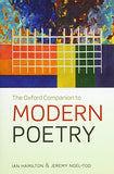 The Oxford Companion To Modern Poetry (Oxford Paperback Reference)
