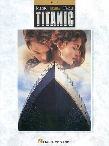 Music From Titanic: Flute (Instrumental Folio)