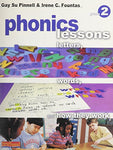 Phonics Lessons (Grade 2): Letters, Words, And How They Work
