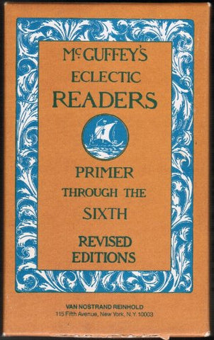 Mcguffey'S Eclectic Readers/Boxed